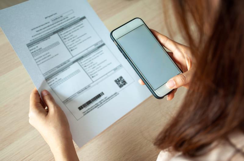 Revisa estos errores en tu factura telefónica