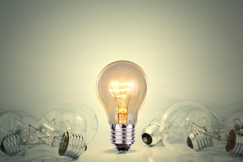 ¿Qué tipo de bombillas elegir para ahorrar luz?